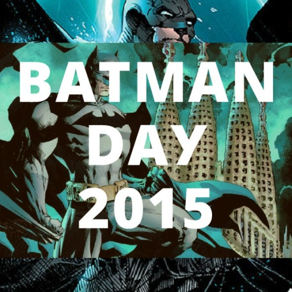 why is batman popular batman day 2015