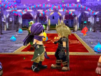 #4 - Dragon Quest and Final Fantasy