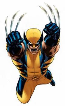 #3 - James 'Logan' Howlett, AKA Wolverine