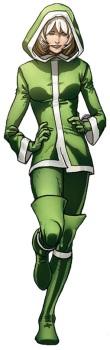#9 - Anna Marie, AKA Rogue