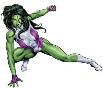 #5 - Jennifer Walters, AKA She-Hulk
