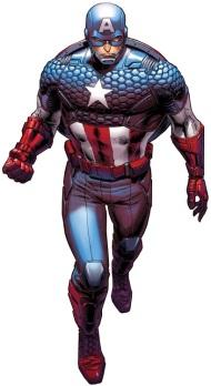 #2 - Steve Rogers, AKA Captain America