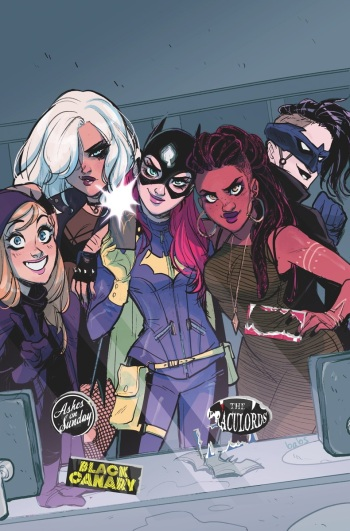 #14 - All-New, All-Different Birds Of Prey