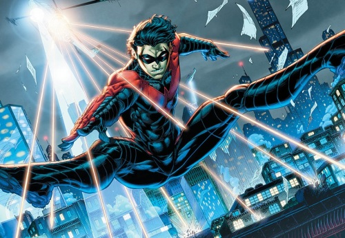 #9 - Dick Grayson As A Superhero Again