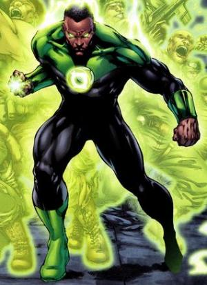 #10 - John Stewart On The Justice League