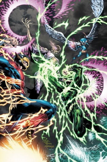 #7 - More Earth 2 Books