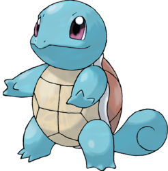 Squirtle, the Tiny Turtle Pokémon