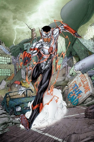 #2 - Wally West as Kid Flash