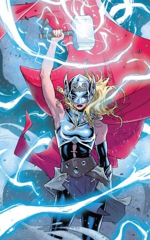 Jane Foster, AKA Thor
