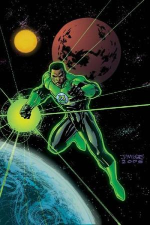 John Stewart, AKA Green Lantern