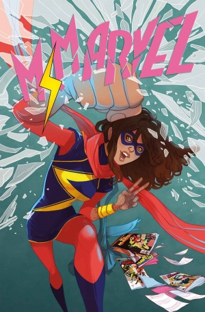 Kamala Khan, AKA Ms. Marvel