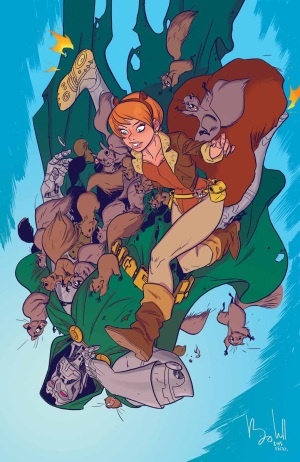 Doreen Green, AKA Squirrel Girl