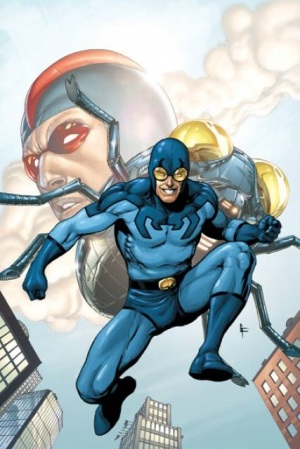 Ted Kord, AKA Blue Beetle