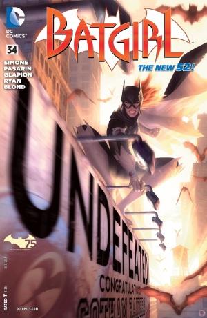 #2 - Batgirl