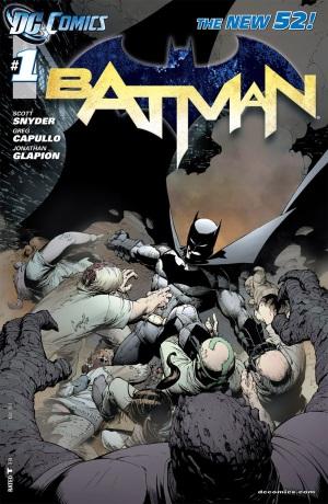 #5 - Batman