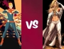 Marvelous May – Captain Marvel vs Emma Frost