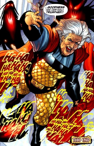 ...GRANNY GOODNESS!!!