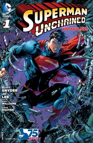 #1 - Superman Unchained
