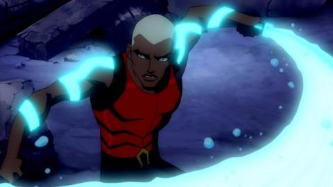 #1 - Jackson Hyde, AKA Aqualad