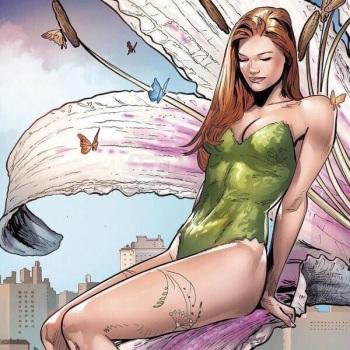 #2 - Pamela Isley, AKA Poison Ivy