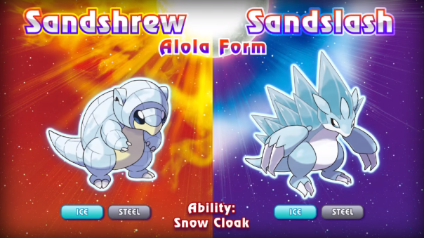 #1 - Are the Alola Form Pokémon only from Generation I?