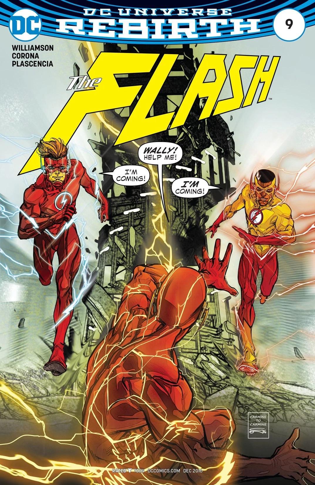 Kid Flash Porno Gay