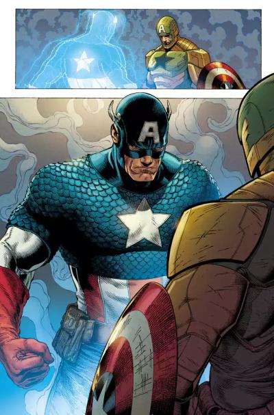Captain America | Jyger's Rant